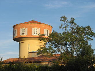Alzonne - Alzonne Water Tower