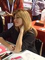 Amanda Sthers à la foire du livre 2010 de Brive la Gaillarde.JPG