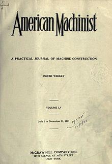 <i>American Machinist</i>