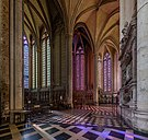 Amiens Cathedral Ambulatory, Picardy, France - Diliff.jpg