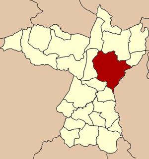 Mueang Khon Kaen District - Image: Amphoe 4001