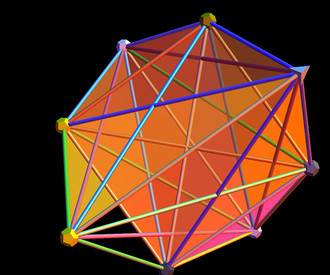 7-simplex - Image: Amplituhedron 0b