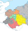 Amtsgerichtsbezirke im Landgerichtsbezirk Schwerin vor der Gerichtsstrukturreform.png