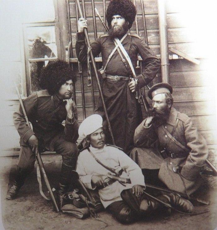 Amur Cossaks 189x 190x