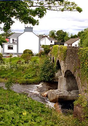 Laghy - Seven Arches Bridge, Laghy, Co. Donegal 5 June 2005