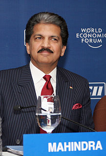 Anand Mahindra Indian businessman, born 1955