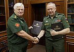 Anatoliy Khrulev and Aleksandr Fomin.jpg