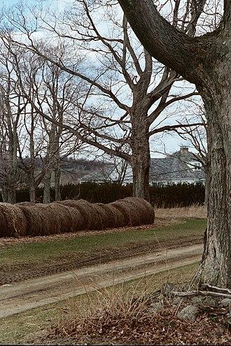 Ancram, New York - Landscape in Ancramdale hamlet