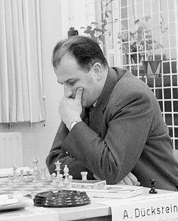 Andreas Dückstein 1960