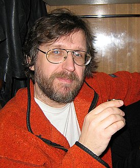 Andrei Lazarchuk, Russian fiction writer.jpg