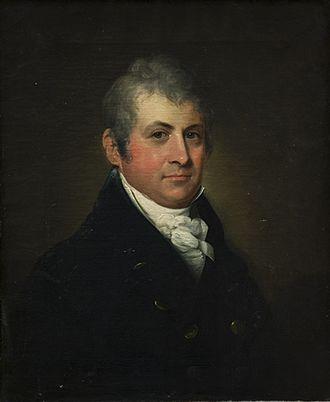 Art Gallery of Nova Scotia - Image: Andrew Belcher (1761 1841), 1808 by Robert Field