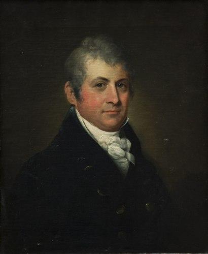 Andrew Belcher (1761-1841), 1808 by Robert Field