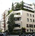 Angle avenue Milleret de Brou-Avenue du Recteur Poincaré.jpg
