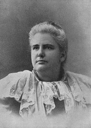 National American Woman Suffrage Association - Anna Howard Shaw