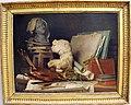 Anne vallayer-coster, attributi della pittura, scultura e architettura, 1769.JPG
