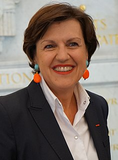Annie Genevard French politician
