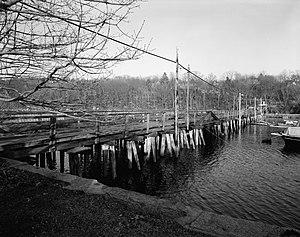 Annisquam Bridge - Annisquam Bridge in 1987