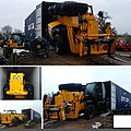 Another two JCB forklifts head into the container.jpg