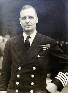 Tony Pugsley British admiral