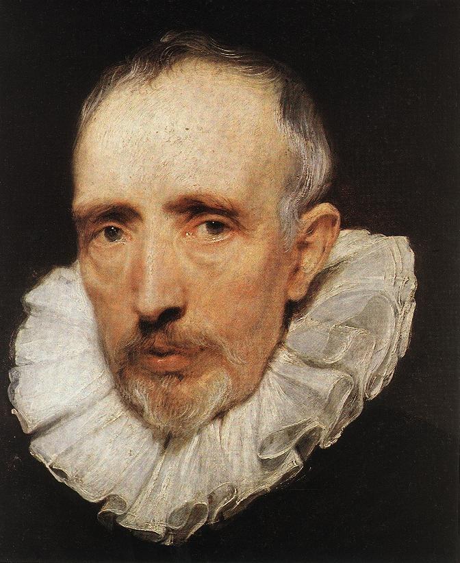 Anthony van Dyck - Cornelis van der Geest - WGA07391