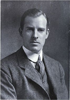 Anthony Wilding, 1912