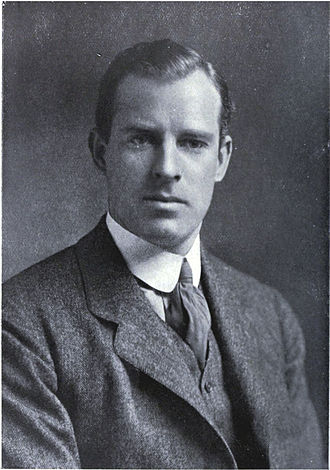 Anthony Wilding - Wilding c. 1912