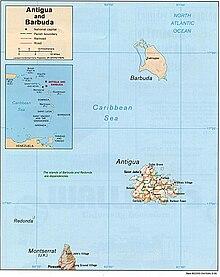 Outline of Antigua and Barbuda Wikipedia