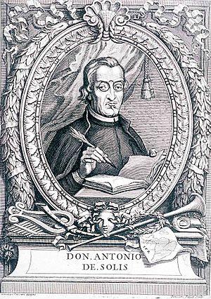 Benoît Farjat - Antonio de Solís y Ribadeneyra, 1699