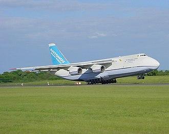 Antonov Airlines - Antonov An-124-100
