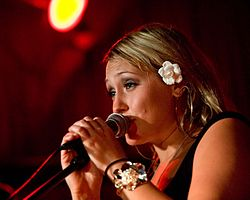 Anuhea performs on March 4, 2010 at Chop Suey in Seattle, Washington.jpg