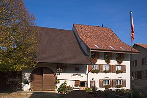 Anwil - Image: Anwil Bauernhaus