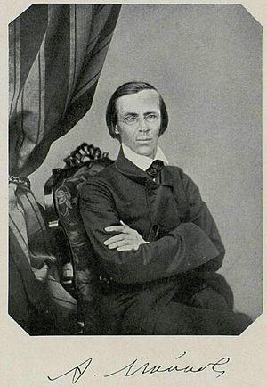 Apollon Maykov - Maykov circa 1850