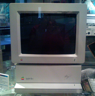"Apple IIGS - An original Apple IIGS ""Woz Edition"", with signature on front"