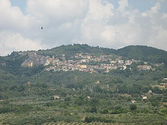 Aquara - Image: Aquara (panoramic view)