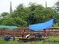 Archaeological Dig - Historical Park - Ayutthaya - Thailand (34154625633).jpg