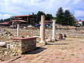Archaeological complex Plaoshnik in Ohrid, Macedonia.jpg