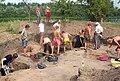 Archaeological excavation in Svetlahorsk.jpg