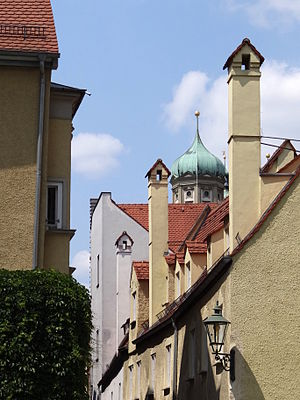 Architectural Detail - Augsburg - Germany - 02.jpg
