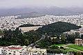 Ardettus Hill and the Panathenaic Stadium on February 6, 2020.jpg