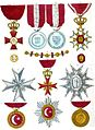 Aristide Michel Perrot - Collection historique des ordres de chevalerie civils et militaires (1820) pl. XXXV.jpg