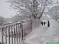 Aristotle Bridge in the snow - geograph.org.uk - 1122548.jpg