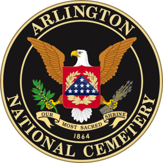 Arlington National Cemetery Military cemetery in the United States