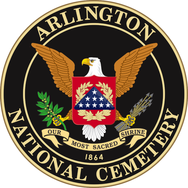 File:Arlington National Cemetery Seal.png