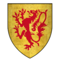 Arms of Sir Thomas Wale, KG.png
