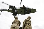 Army Air Corps Reserves train with Wildcat helicopters MOD 45164397.jpg