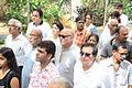 Aroon Bakshi at Dara Singh's funeral 21.jpg