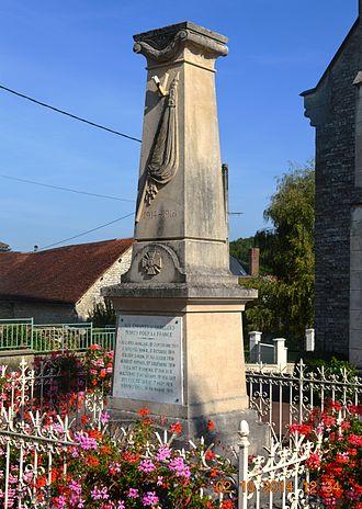 Arrelles - Arrelles War Memorial