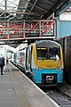 Arriva service, Chester Railway Station (geograph 2986952).jpg