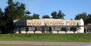 Catoosa, Oklahoma - Arrowood Trading Post