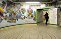Art of Eduardo Paolozzi in Tottenham Court Road station of London Underground.png